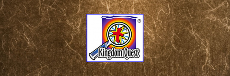 Kingdom Quest Sunday School 2018-2019