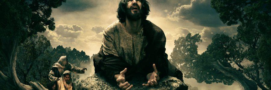 Matthew 26:36-42 – Jesus gets you